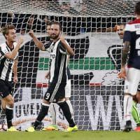 Juventus-Cagliari, il film della partita