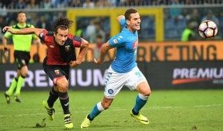 Genoa-Napoli 0-0: azzurri a secco, il Grifone sfiora il colpaccio