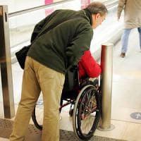 Disabili, la sfida perduta contro le barriere: