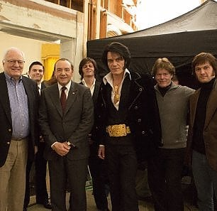 'Elvis & Nixon', quando la storia diventa cinema