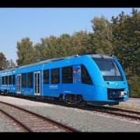 Il treno a idrogeno e tablet ai sedili: a Innotrans il futuro del trasporto ferroviario