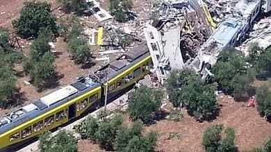 Scontro fra treni, il rischio fu segnalato nel 2014 ma Regione e ministero non intervennero