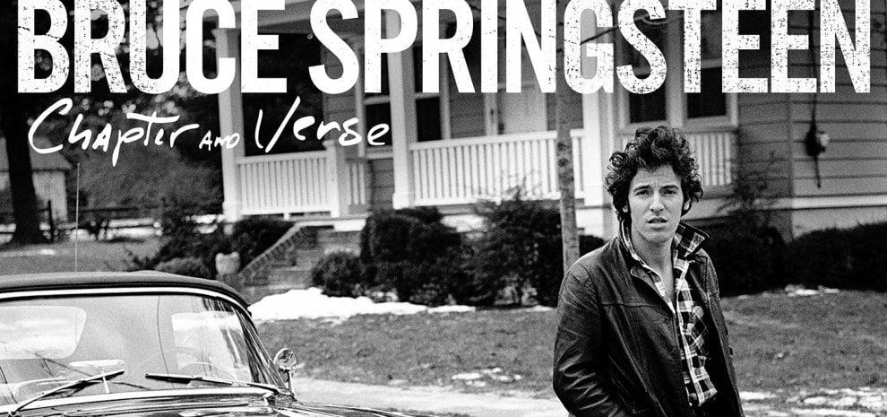 Springsteen, ecco 'Chapter and verse': le canzoni di quando non era il Boss