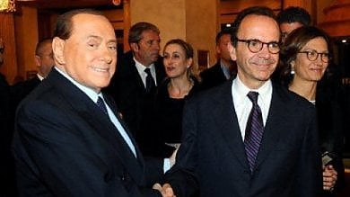 """Berlusconi, avvertimento a Parisi  """"Deve dimostrare fedeltà a Forza Italia"""""""