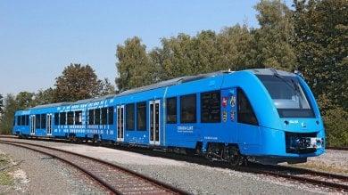 Il primo treno regionale a idrogeno  viaggerà in Germania nel 2017