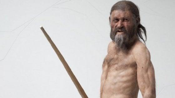 La voce di Ötzi: così parlava l'uomo dei ghiacci