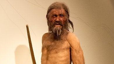 La voce di Ötzi, l'uomo dei ghiacci /   Video