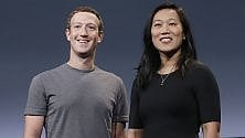 """Dai Zuckerberg 3 mld alla ricerca: """"Sconfiggere tutte le malattie"""""""