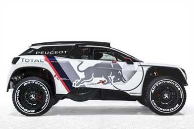 Salone di Parigi, Peugeot mostra i muscoli