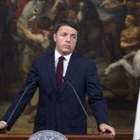 """Renzi annuncia: """"Ecobonus del 65% sarà prorogato l'anno prossimo"""""""