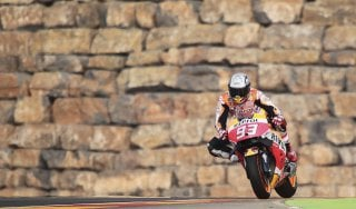MotoGp, Aragon: Pedrosa primo nelle libere. Dominio Honda