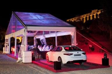"Una ""cena in rosso"" Alfa Romeo lunga tutt'Italia"
