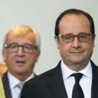 "Ue: mercoledì vertice a Berlino senza Renzi. Premier: ""Pil strada molto lunga"""