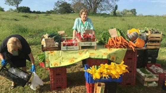 Per 4 italiani su 10 la spesa si fa dal contadino