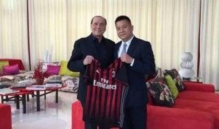 "Milan, Fininvest attacca: ""Cinesi solidi, già versati 100 milioni"""
