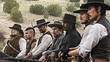 """Fuqua e 'I magnifici sette' """"Il western è un ghetto brutto, sporco e cattivo""""    video 1    -    2"""