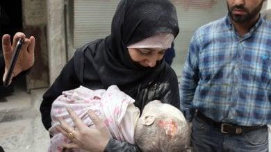 """Aleppo senza più luce né acqua Le ong: """"Noi non ci arrendiamo"""""""