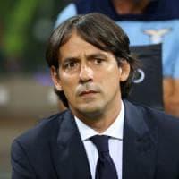 Lazio, Inzaghi vuole ripartire: ''Impariamo a reagire''. Tocca a Keita dall'inizio