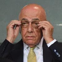 Galliani presidente della Lega A : ecco tutte le manovre