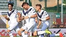 Cittadella ko col Brescia Colpo Benevento a Bari