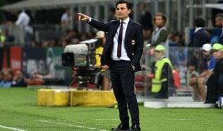 Montella chiama il Milan: ''Fammi vedere se sei grande''