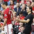 Due Ibrahimovic in campo Invasione del sosia pugliese