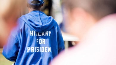 "Elezioni Usa, il New York Times si schiera Editoriale: ""Hillary Clinton for president"""