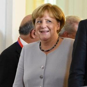 """Migranti, Merkel: """"Stringeremo accordi con Egitto e altri Paesi africani"""""""