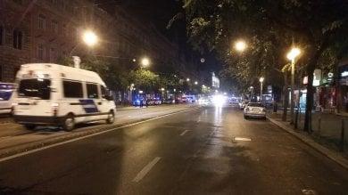 """Ungheria: esplosione a Budapest   foto   La polizia: """"Fuga di gas"""", due feriti  video"""