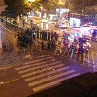 Ungheria, esplosione in centro a Budapest