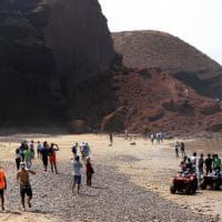 Crollato l'arco naturale di Legzira, meraviglia del Marocco