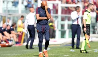 """Roma, rabbia Spalletti: """"Così non va, manca la cattiveria"""". Ora allenamenti doppi"""