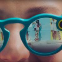 Snapchat lancia Spectacles: gli occhiali per condividere video