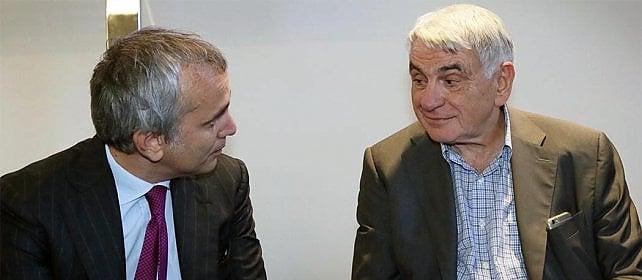 """In edicola questa settimana    Vicenza e Veneto verso la fusione, per Mion  e Iorio il futuro delle banche """"è solo insieme"""""""