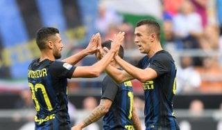 Le pagelle: Candreva è la qualità dell'Inter. Bologna, Gastaldello annulla Icardi