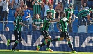 Sassuolo-Udinese 1-0: decide Defrel, i friulani sbattono sulla traversa