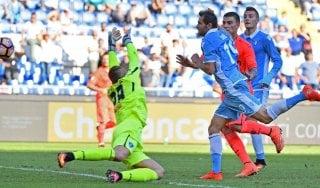 Le pagelle: Lazio, Keita invocato e promosso. Empoli, decisivo l'errore di Skorupski
