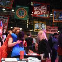 Gran Bretagna, Labour party: l'ascesa dei giovani di Momentum dietro il trionfo di Corbyn