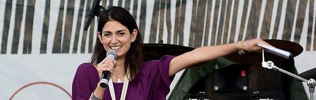 Raggi da Grillo: su assessori decide Roma   video