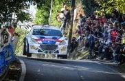 Salti e derapate, Andreucci show Rally di Roma