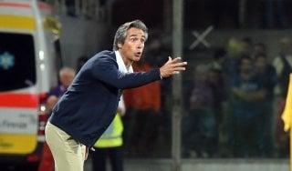 """Fiorentina, Sousa: """"Sottovalutati gli errori arbitrali contro di noi"""""""