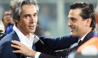 """Milan, Montella replica a Sousa: """"Ha imparato la cultura del sospetto"""""""