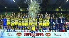 Fa festa Modena  Perugia cede al tie break