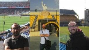 Dal Cile alla Cina, passando per Iran e Iraq: il giramondo italiano che ha visitato più di 250 stadi