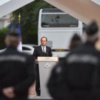 Hollande visita Calais: