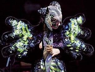 "Björk: ""La tecnologia libera le donne"""