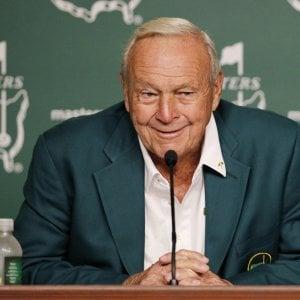 Golf, addio a una leggenda: è morto Arnold Palmer