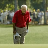 "E' morto Arnold ""the king"" Palmer,  leggenda del golf"