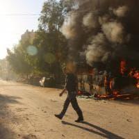 Siria, tensione tra Mosca e Usa e Gb: