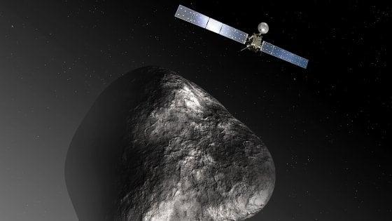 Ultime manovre per Rosetta, il 30 settembre la sonda Esa si spegnerà sulla cometa